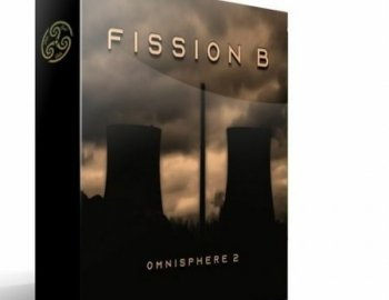 Triple Spiral Audio Fission B For Omnisphere 2