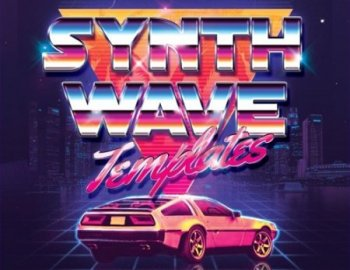 OST Audio Synthwave Template