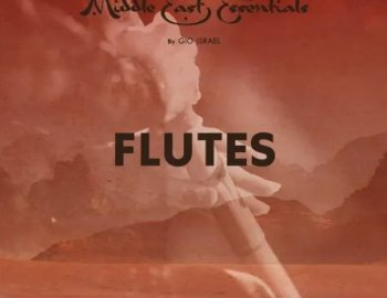 Gio Israel Middle East Essentials - Flutes