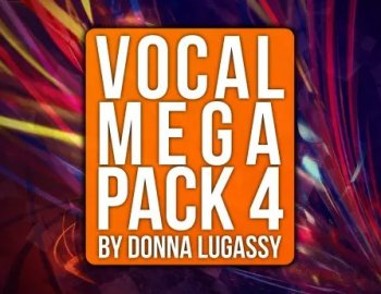 Audentity Records Vocal Megapack 4 By Donna Lugassy