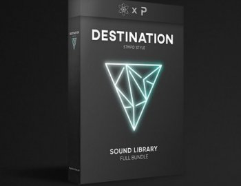 The Producer School - Destination STMPD Style Sound Library