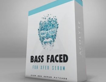 Acolyte Bass Faced for Xfer Serum