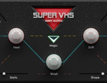 Baby Audio Super VHS v1.0.0 x86 x64