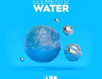 Squadpack Elements Water Percussion Sample Pack