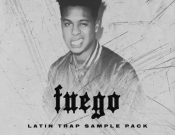 Splice Sounds Fuego Latin Trap Sample Pack