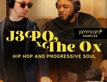 Jammcard Samples J3PO x The Ox Hip-Hop And Progressive Soul