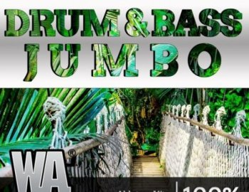 W.A. Production Drum and Bass Jumbo