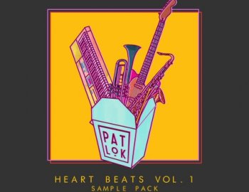 Splice Sounds Pat Loks Heart Beats Vol. 1
