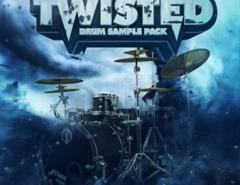 Impossible Records KJ SAWKA Twisted Drum Sample Pack