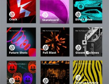 PSE: The Producer's Library Bundle