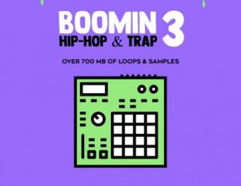Production Master - Boomin Hip Hop and Trap 3