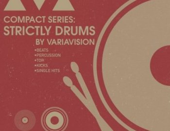 Bingoshakerz Compact Series Strictly Drums by Variavision