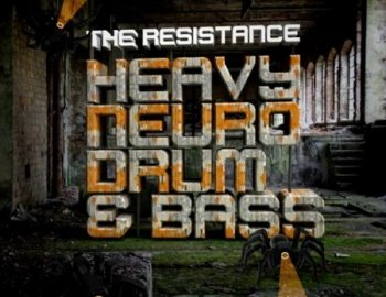 Black Octopus Sound The Resistance: Heavy Neuro Drum and Bass