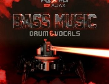 Black Octopus Sound WB x MB ft Ajax: Bass Music Drum and Vocals
