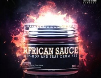 Kryptic Samples African Sauce