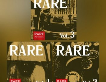 RARE Percussion RARE Vol. 1 - 3