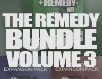 Ricky Remedy The Remedy Bundle Vol 3