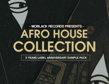 Bingoshakerz MoBlack Records Afro House Collection