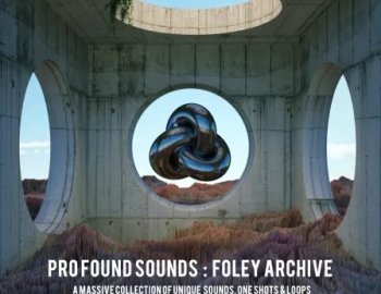 Dome Of Doom Pro Found Sounds Foley Archive