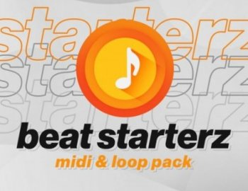 Industry Kits BEAT STARTERZ MIDI & Loop Pack