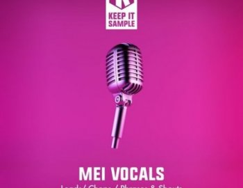 Keep It Sample Mei Vocals