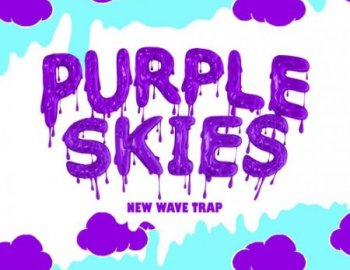 Production Master Purple Skies New Wave Trap