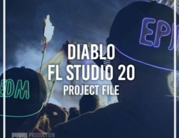 Production Music Live Nervz DIABLO FL Studio Template
