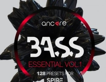 Ancore Sounds Spire Bass Essential Soundset