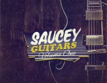 Julez Jadon Saucey Guitars Vol. 1