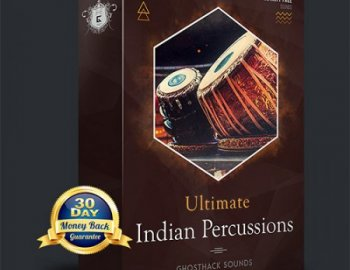 Ghosthack Ultimate Indian Percussions