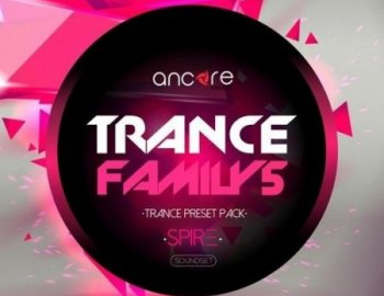 Ancore Sounds Spire Trance Family Vol.5