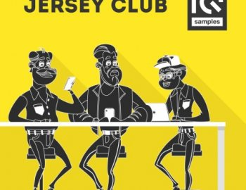 IQ Samples IQ Jersey Club