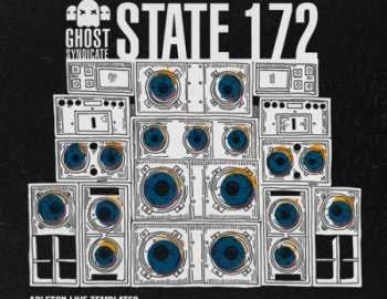 Ghost Syndicate State 172 Ableton Live Templates