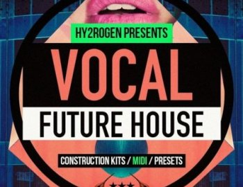 HY2ROGEN Vocal Future House