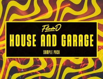 Splice Sounds Flava D's House and Garage Sample Pack