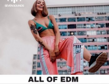 Seven Sounds All Of EDM Volume 2
