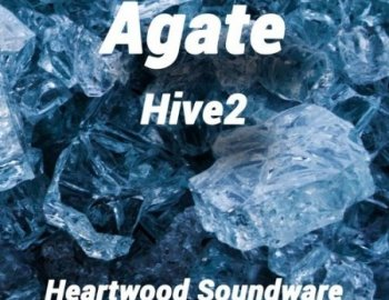 Heartwood Soundware Hive2 Agate