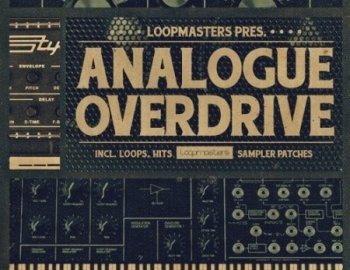 Loopmasters Analogue Overdrive