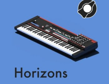 Reverb Machine Horizons Synthwave Presets for Ableton Live