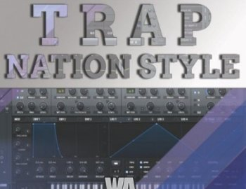 W.A. Production TrapNation Style Track From Scratch