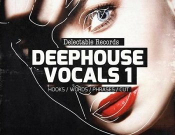 Delectable Records DeepHouse Vocals 01