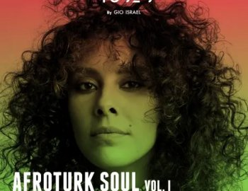 Gio Israel Muses Afroturk Soul by Melike