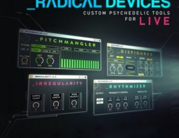 Futurephonic Radical Devices for Live (Ableton Live)