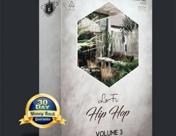 Ghosthack Lo-Fi Hip Hop Volume 3