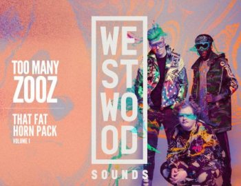 Westwood Sounds Too Many Zooz - That Fat Horn Pack Vol. 1