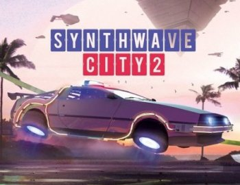 Mainroom Warehouse Synthwave City 2