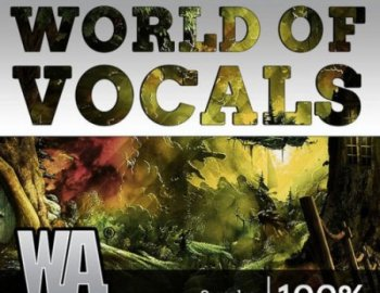 W. A. Production What About - World Of Vocals