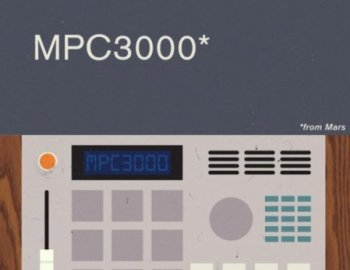 Samples From Mars MPC3000 From Mars