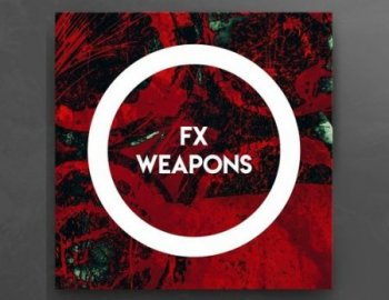 Constructed Sounds FX Weapons