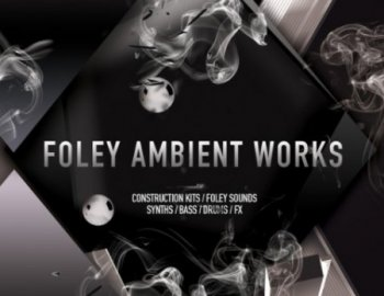 Pulsed Records Foley Ambient Works
